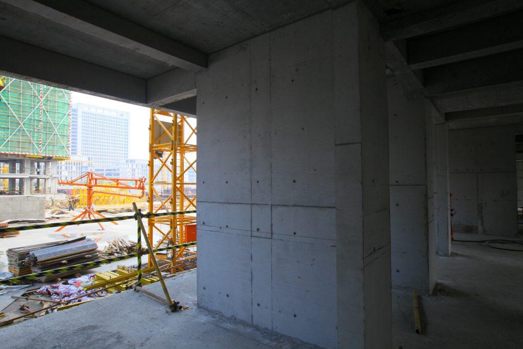 shear wall Surface